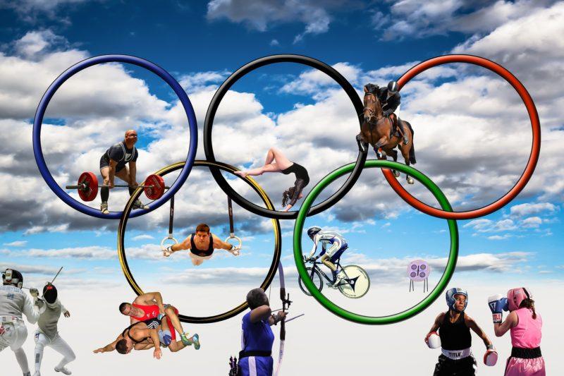 オリンピックで高反発マットレスに人気が出た