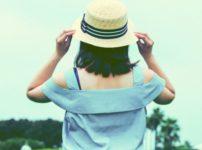 夏の肩こり
