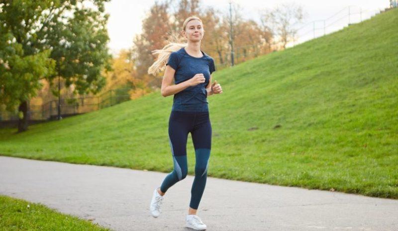 運動不足が筋力低下を招く