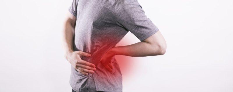 ぎっくり腰の症状