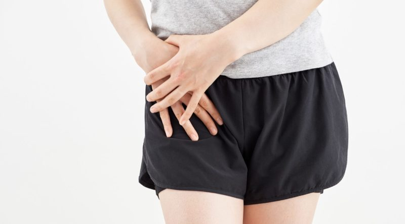 産後に起こる足の付け根の痛み