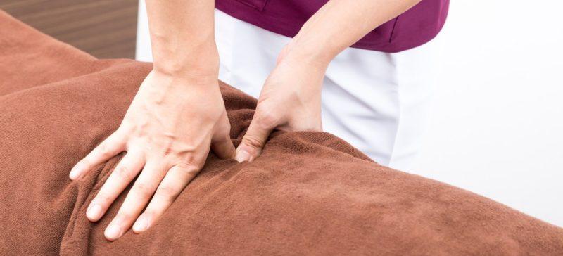 慢性腰痛を改善