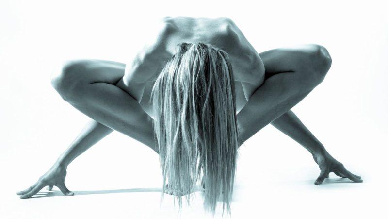 身体の柔軟性