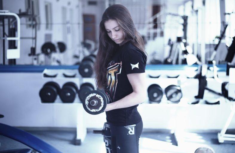 筋トレで筋肉を大きくする