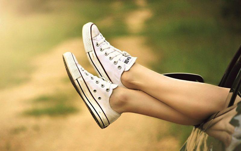 産後の足のむくみ