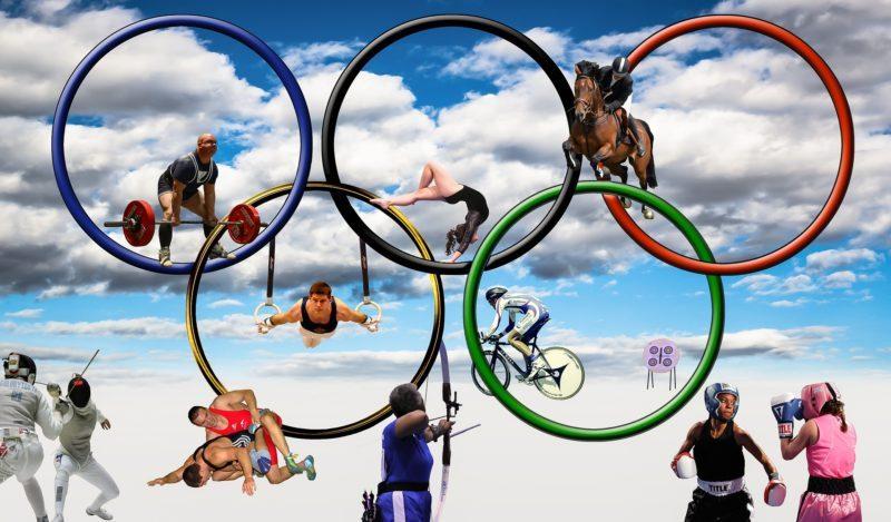 オリンピック選手も使用する高反発マットレス