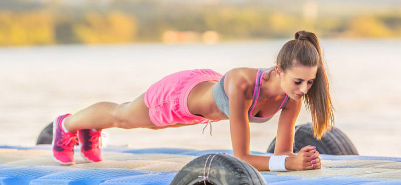 骨盤周辺の筋肉を鍛える