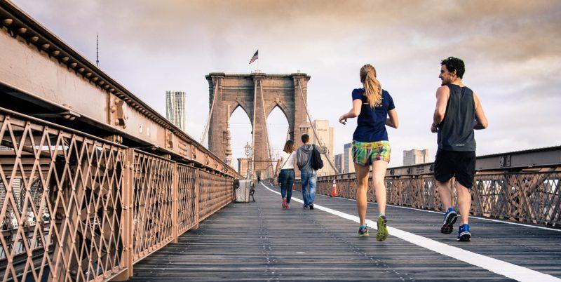普段から運動の習慣を