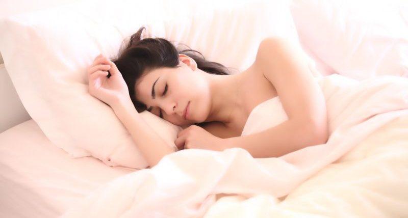 寝る時の姿勢