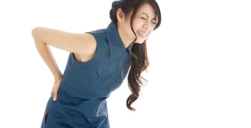 腰痛の原因について