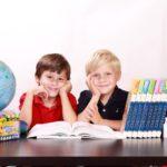 子どもの姿勢と学力との関係