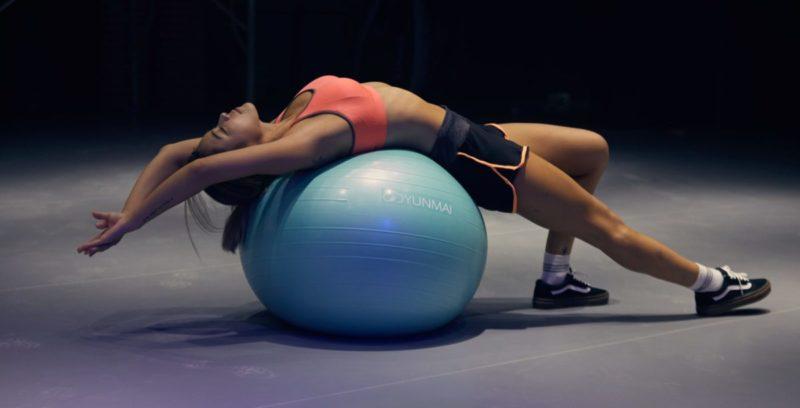 コアストレッチで深層部の筋肉を伸ばそう