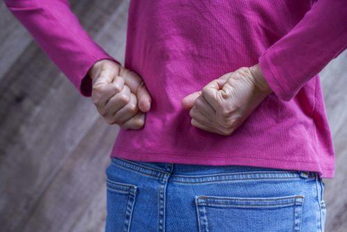 筋筋膜性腰痛
