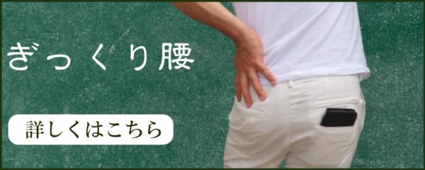 旭川の整体院ヨシダカイロプラクティックのぎっくり腰の説明
