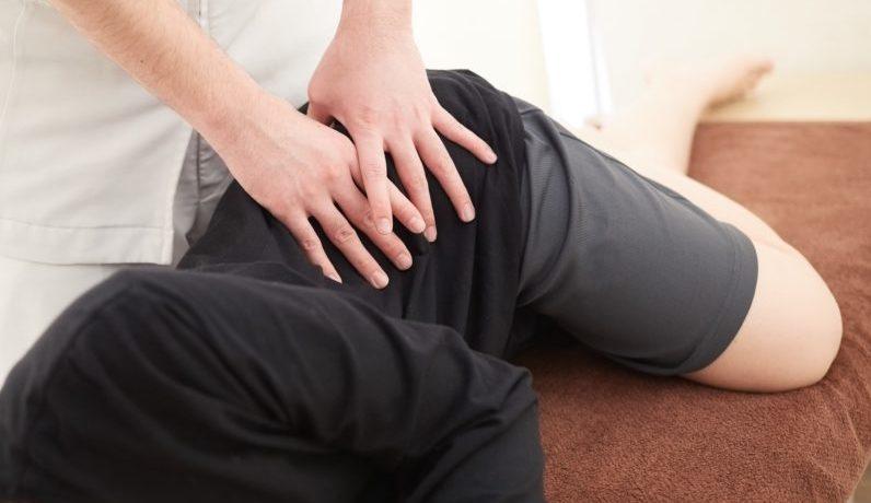旭川の整体院ヨシダカイロの腰痛施術